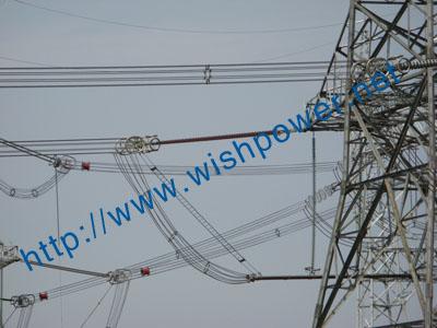 110kV-330kV Suikou transmission line